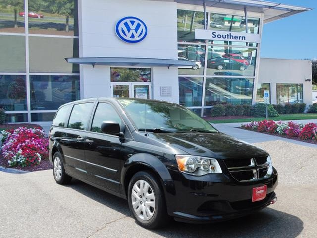Pre-Owned 2016 Dodge Grand Caravan AVP
